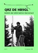 QRZ de HB9GL, Nr. 21 vom 30.12.1998