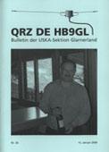 QRZ de HB9GL, Nr. 36 vom 15.1.2009
