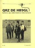 QRZ de HB9GL, Nr. 38 vom 15.1.2011