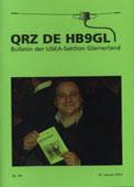 QRZ de HB9GL, Nr. 39 vom 15.1.2012