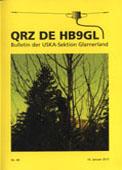 QRZ DE HB9GL #40 vom 15.1.2013